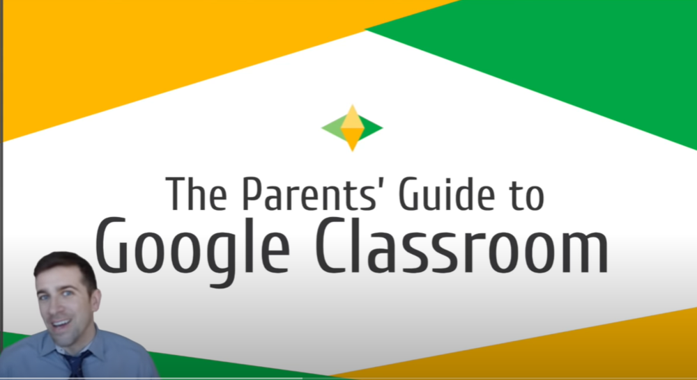 Google Classroom Parents' Guide (Click on the link in the article)