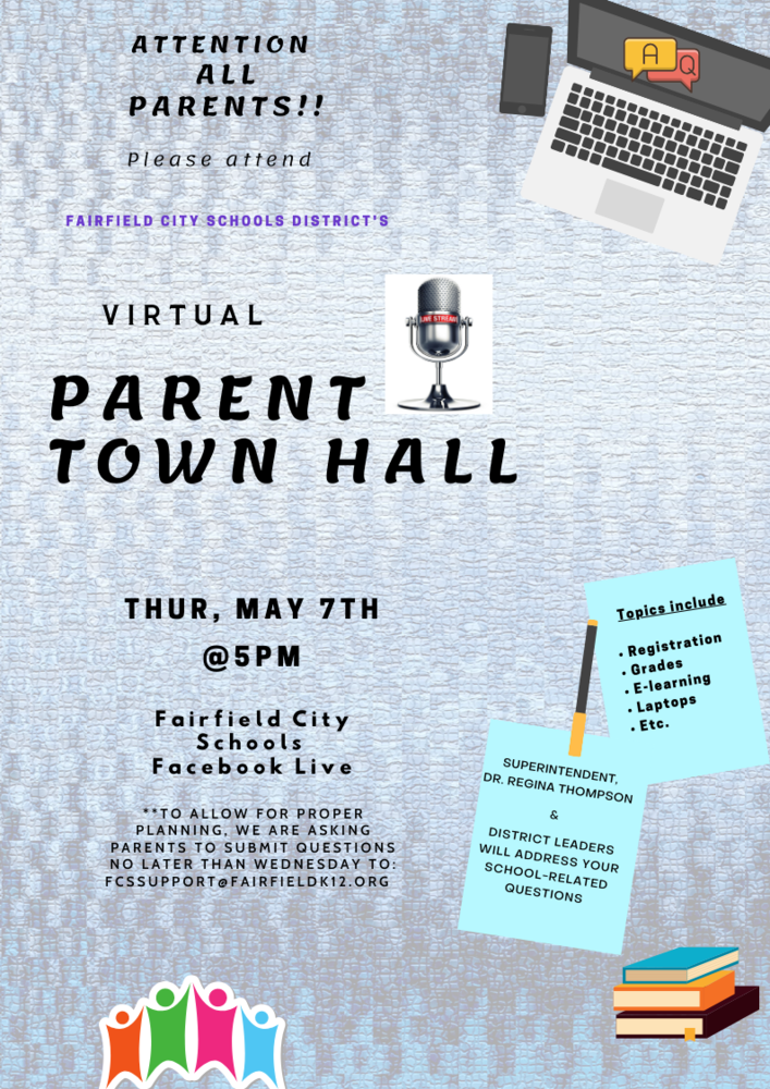 Parent Virtual Town Hall Meeting