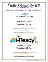 Schoology/ iReady Parent PD