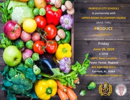 Free Produce Give Away