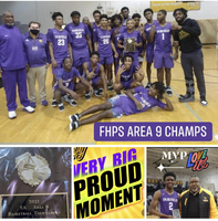 FHPS- Back to Back Area 9 CHAMPIONS