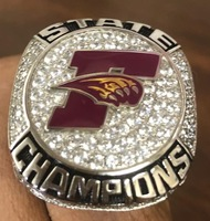 5A Basketball Championship Ring