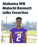 Malachi Holt-Bennett has seventeen (17) offers