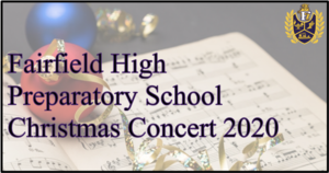 Fairfield High Preparatory School Christmas Concert