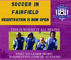 Registration for Soccer