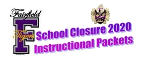 School Closure Instructional Packets
