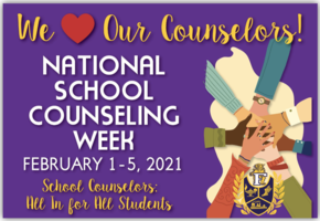 FCS National Counselors Week