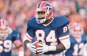 McKeller played tight end for the Buffalo Bills